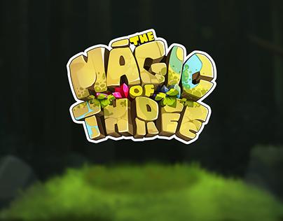 "The game ""Magic of Three"""