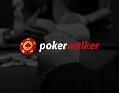 Poker Walker Web Design