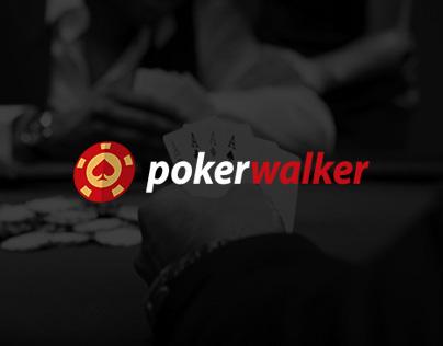 Poker Walker Web Design