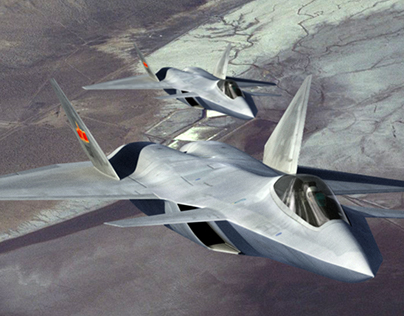 Fifth generation fighter