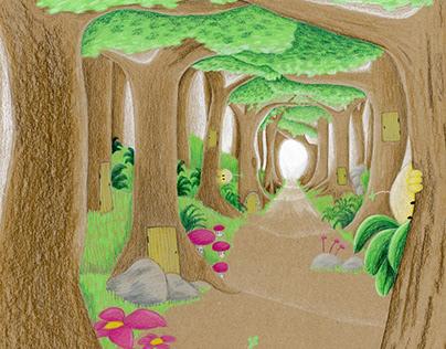 Illustrating dreams