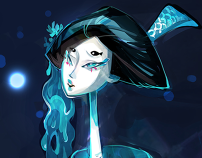 Water Geisha