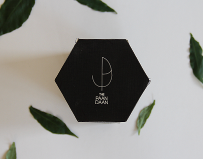 The Paan Daan Packaging