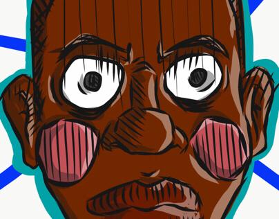 Tribe Called Quest Eyeballs