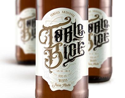 Rótulo - Cervejaria Toble Bier