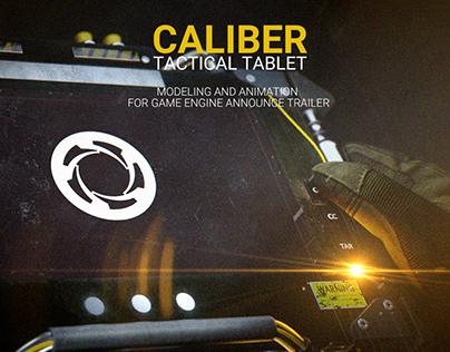 Caliber Tactical Tablet