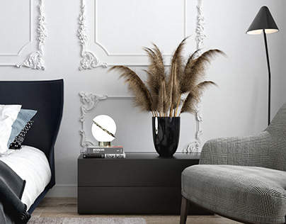 Modern classic apartament