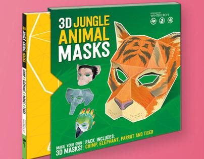 Wintercroft 3D Jungle Masks