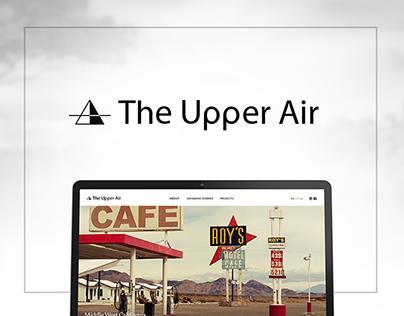 The Upper Air - Website