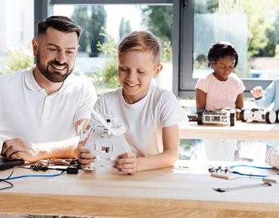 Sean Castle | Solving Students Problem
