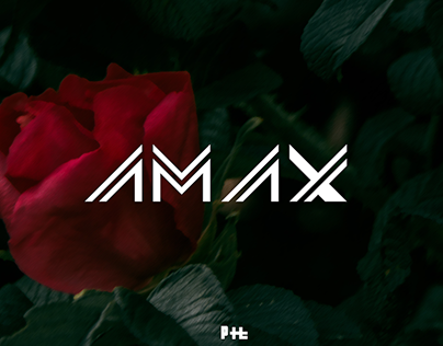AMAX - FREE FUTURISTIC DISPLAY FONT