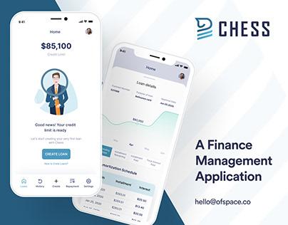 Project Chess | Fintech Application