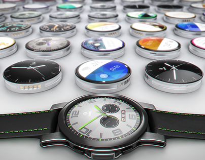 Project OMNI - Smartwatch concept