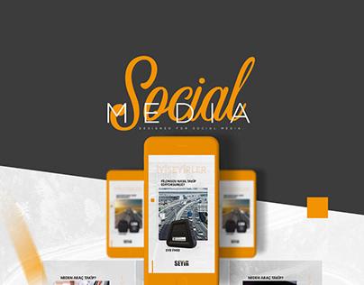 SOCIAL MEDIA #09 SEYİR MOBİL