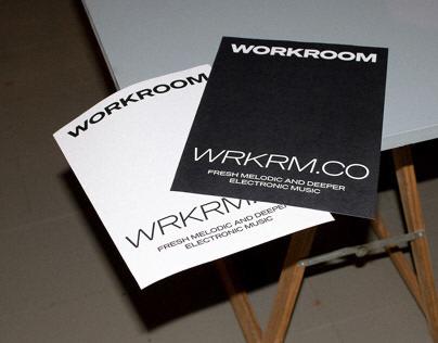 Workroom Brand Identity