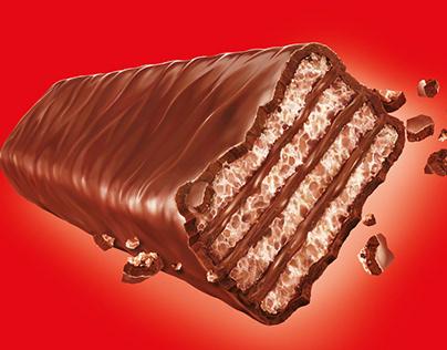 Carlos V Chocolate - second version