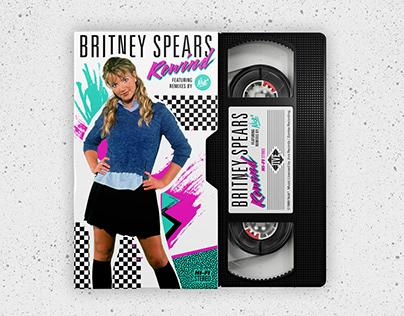 Britney Spears - Rewind 80s EP