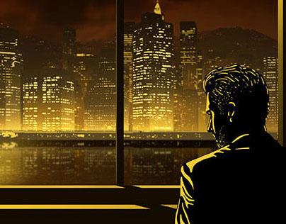 Nighttime Illustrations