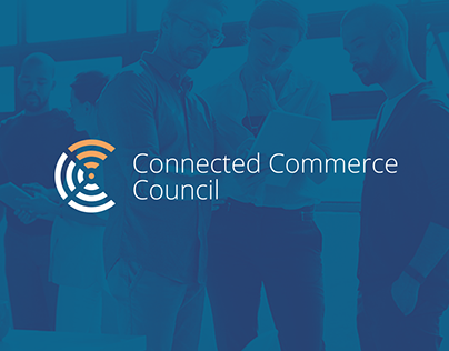 Connected Commerce Council brand identity