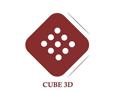 Retro Logo - Cube