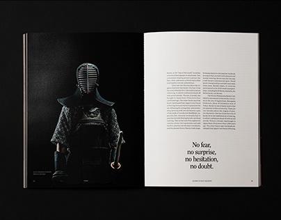 Ronin | Martial Arts Magazine