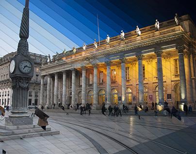 Bordeaux time-lapse