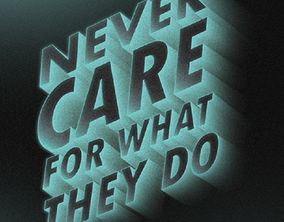 Never Care - Type