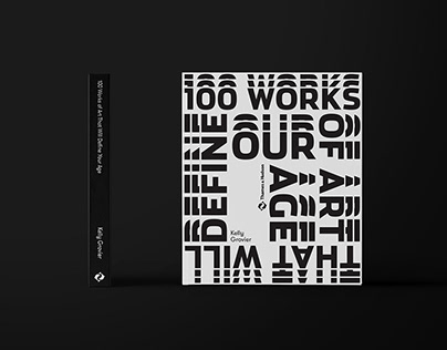 100 Works of Art That Will Define Our Age—Cover Design
