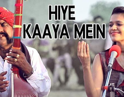 Styling for video shoot--Hiye Kaya Mein (Kabir ji)