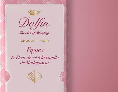 Dolfin - Belgian Chocolate Packaging