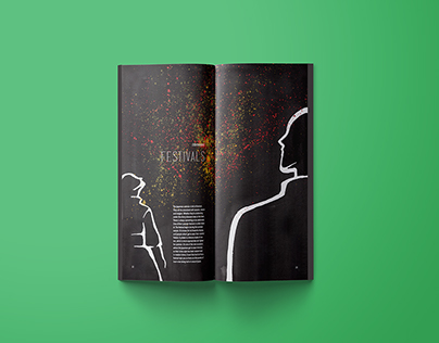 A stranger in Japan | Book Design