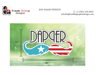 Dapper Logo Custom Design