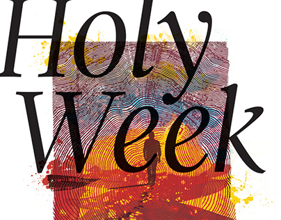 Holy Week Illustrations