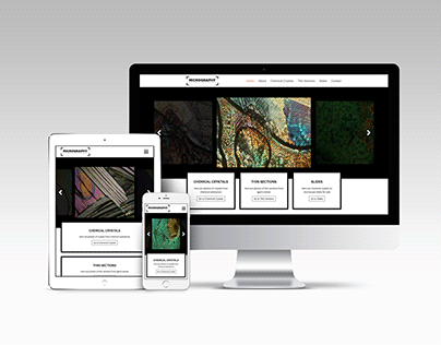 Website Micrography