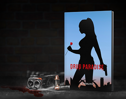 DRUG PARADISE - Book Cover