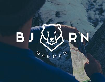 Björnmamman. Identity Design