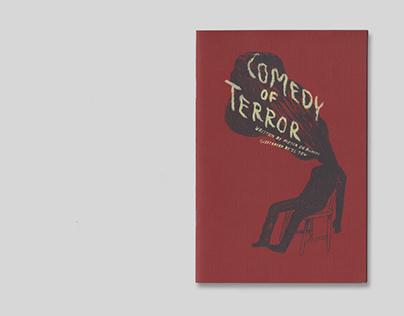 Zine: Comedy of Terror