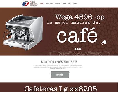 Web Korea Trading Company