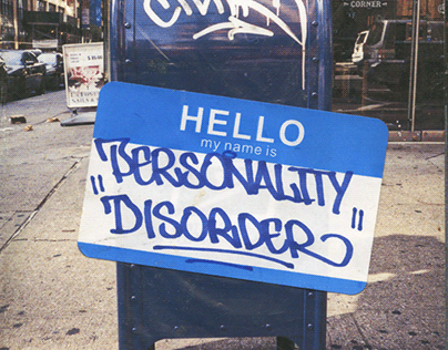 Personality Disorder Zine