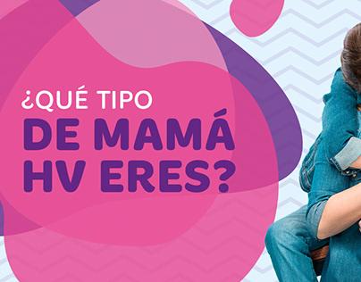 Test: ¿Qué tipo de mamá HV eres?