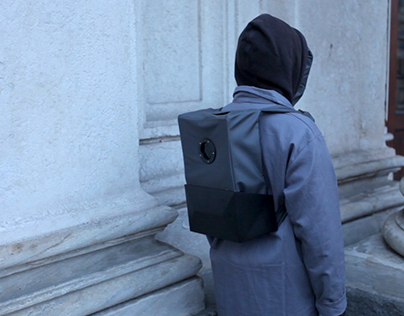 The Empathy Bomber Backpack