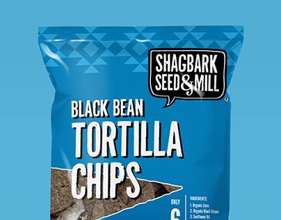 Shagbark Chips Packaging
