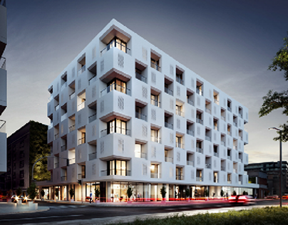 Concept Apartments in Poland