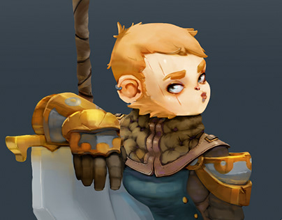Monkey knight
