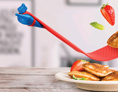 Pan Man \ Spatula