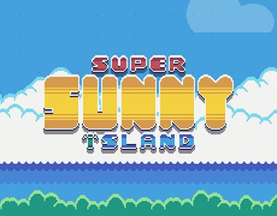 Super Sunny Island (Indie Game)