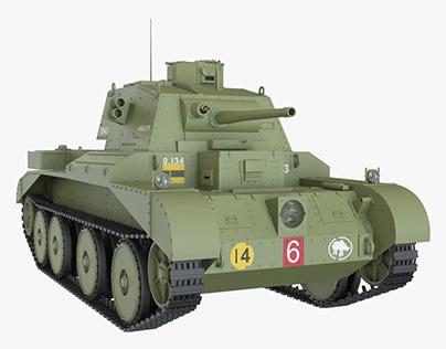 Cruiser Mark III A13