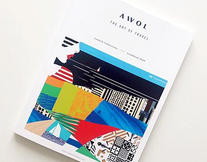 Branding: Awol - The Art of Travel