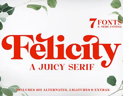 Felicity Serif