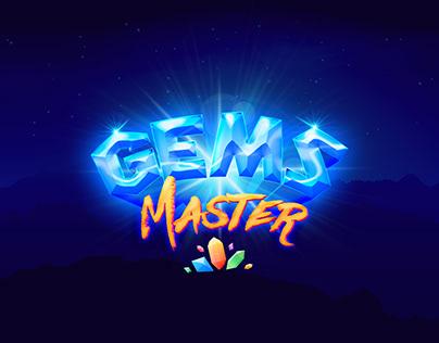 Gems Design Game Title